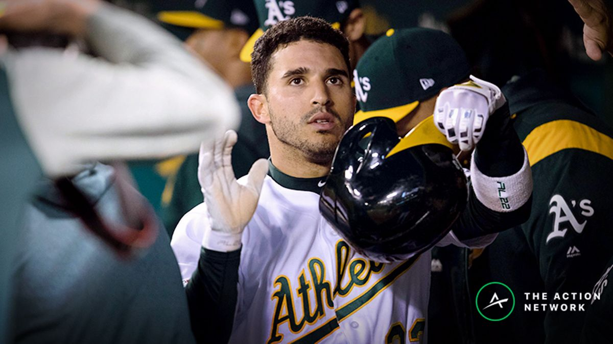 MLB Daily Betting Model, 4/5: The Oakland Athletics Continue to be Undervalued article feature image