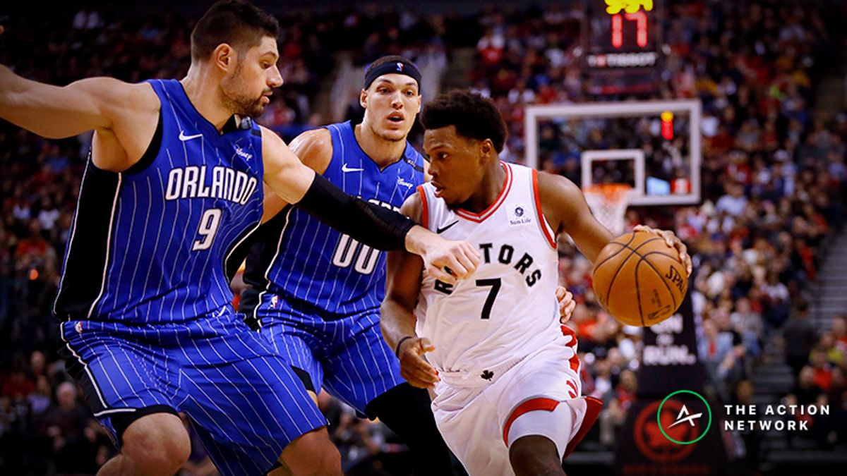 Raptors-Magic Series Betting Preview: Does Orlando Have Upset Potential? article feature image