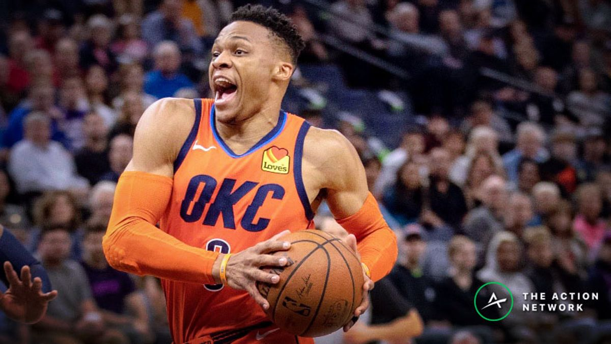 NBA Betting Tip: Focus on Favorites in Game 82 article feature image