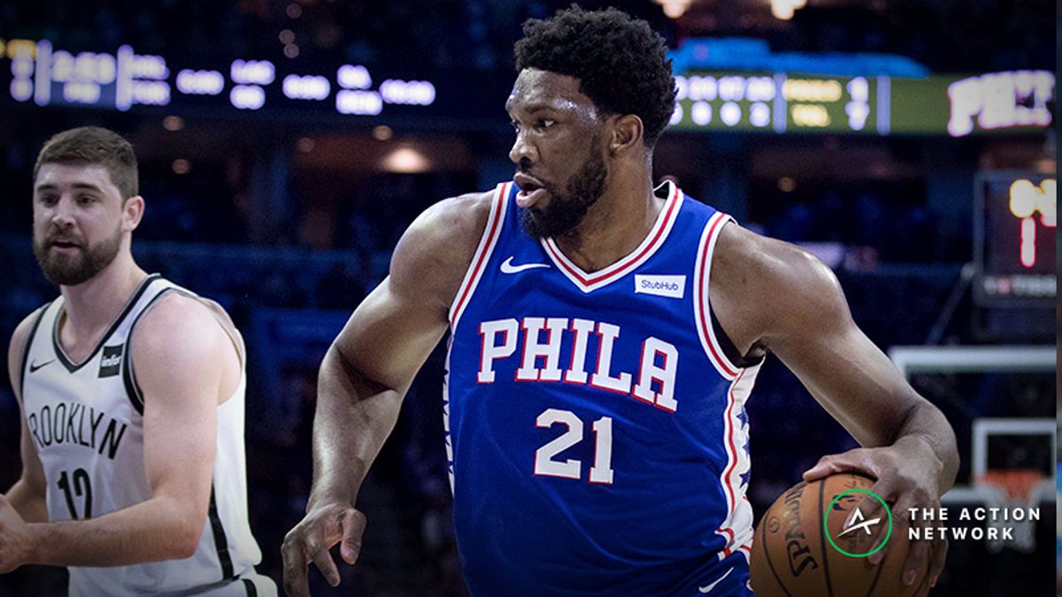 Sixers vs. Nets Game 5 Betting Preview: Will Philly Continue to Cover? article feature image