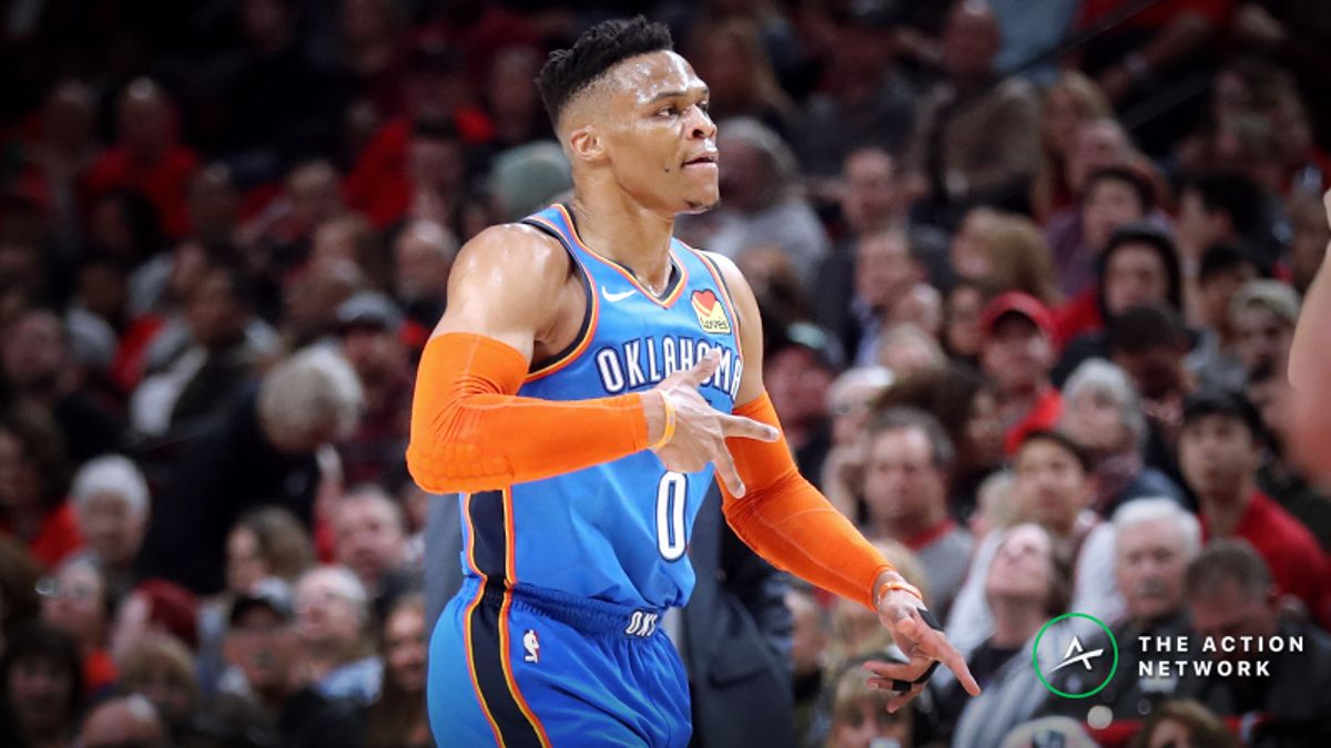 Thunder vs. Blazers Game 3 Betting Preview: Expect an OKC Bounce Back? article feature image