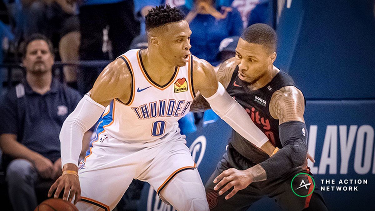 Thunder vs. Blazers Game 5 Betting Odds, Preview: Does OKC Deserve Any More Respect? article feature image