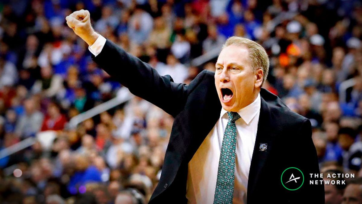 Where Does Tom Izzo Rank Among Best NCAA Tournament Coaches? article feature image