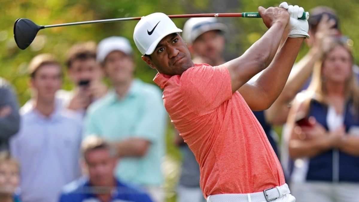 Tony Finau 2019 British Open Betting Odds, Preview: 4 Straight Open Cuts Made? article feature image