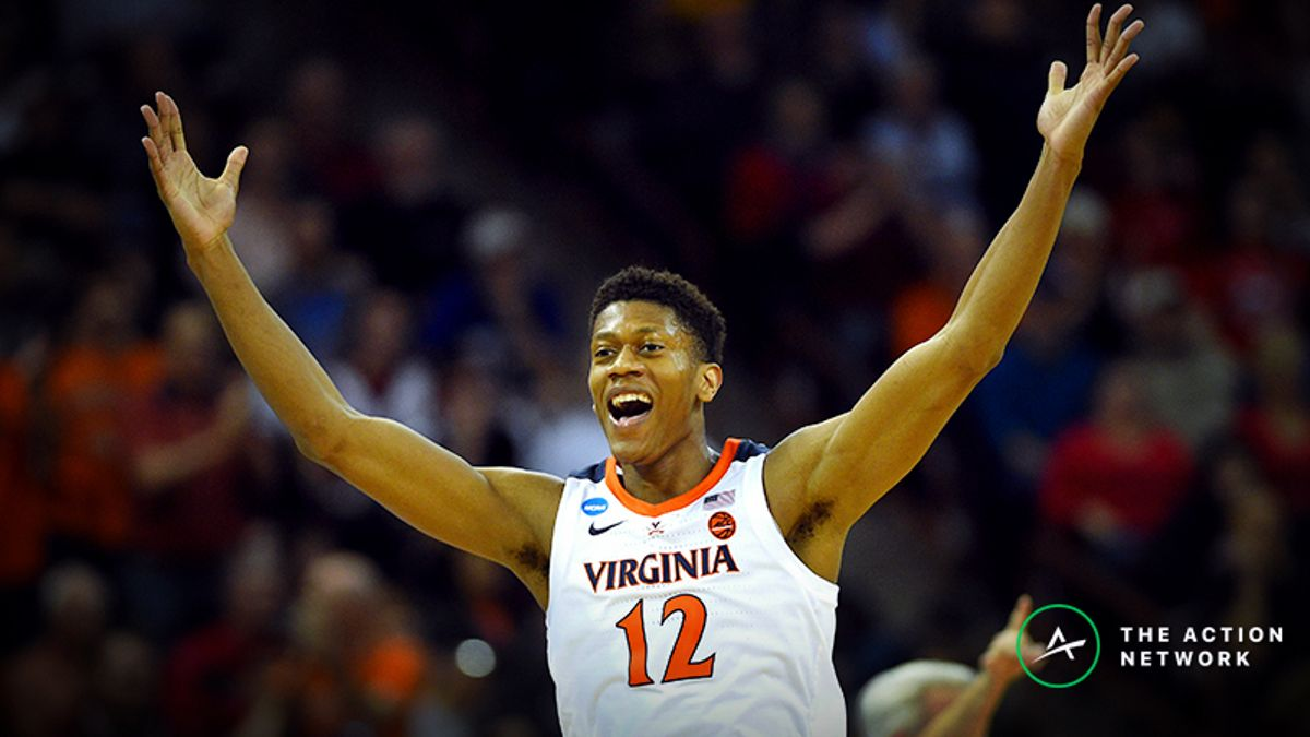Virginia's Redemption? Top Seeds That Won National Titles Year After Devastating NCAA Tournament Upsets article feature image