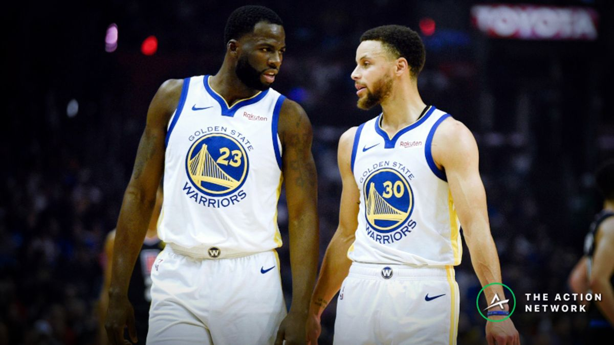 NBA Finals Game 1 Betting Odds: Raptors Now Favored Against Warriors article feature image