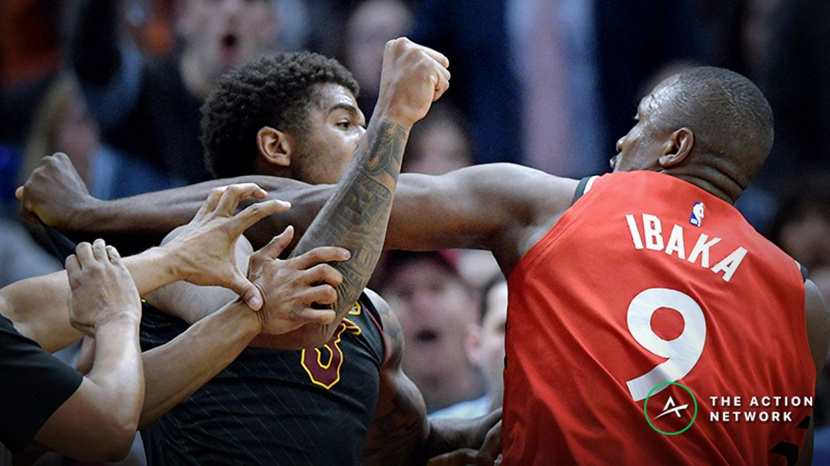 Wob's NBA FIST% Case Study: Basketball Brawls and Punching Inefficiency article feature image