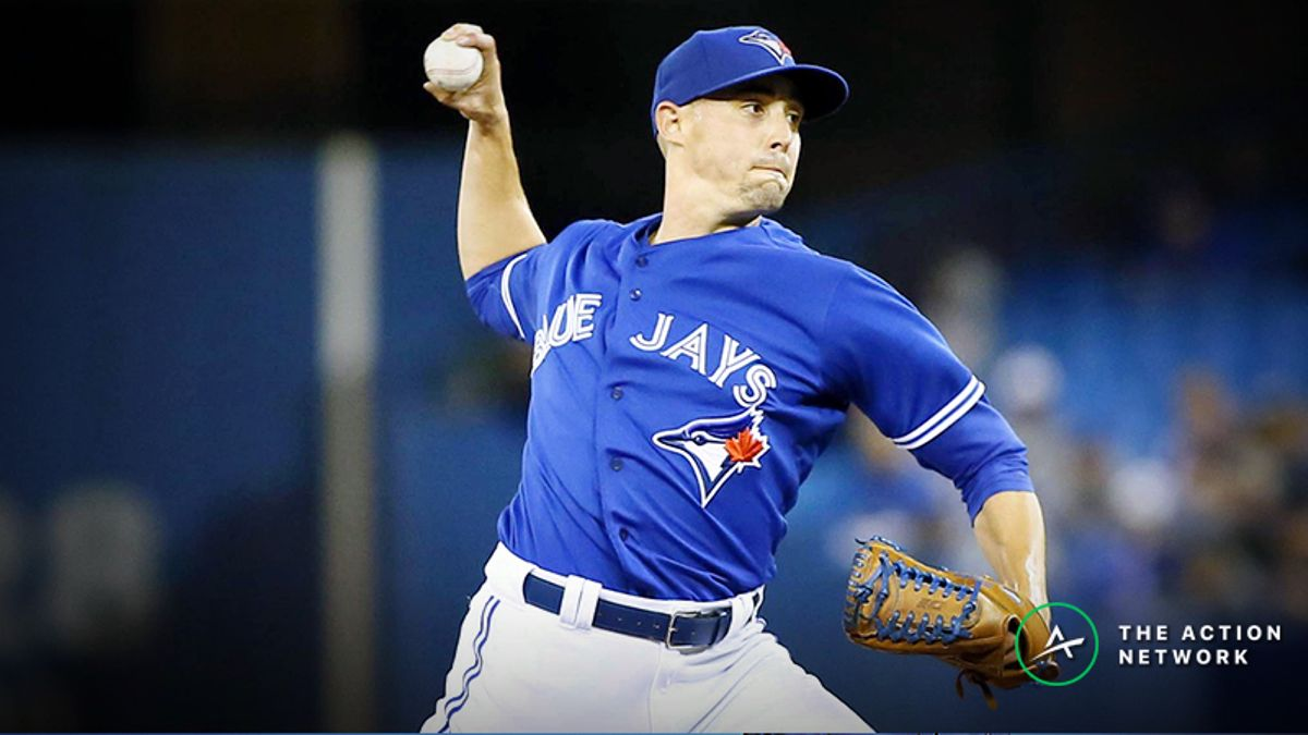 Thursday's MLB Player Props: Aaron Sanchez Takes on the Tribe article feature image
