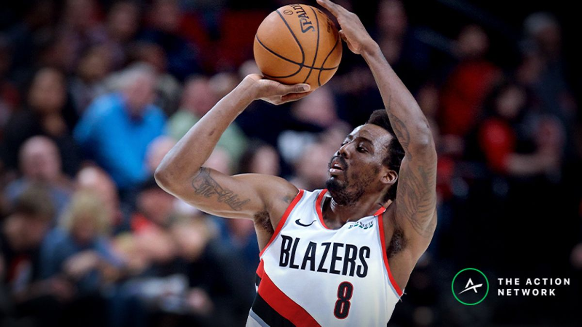 Raybon's Favorite NBA Props for Tuesday: Will Al-Farouq Aminu Drop 11 Points? article feature image