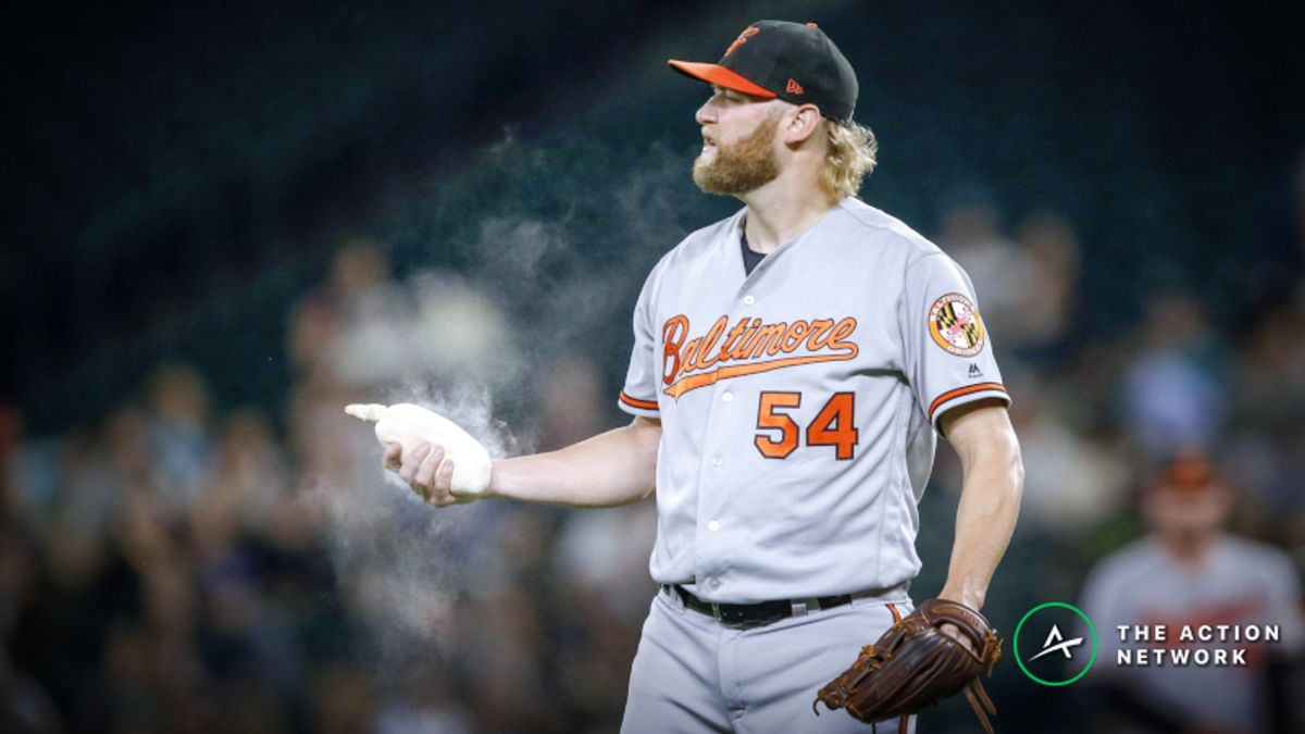 MLB Tuesday Weather: Conditions Ripe for Offense in Baltimore article feature image