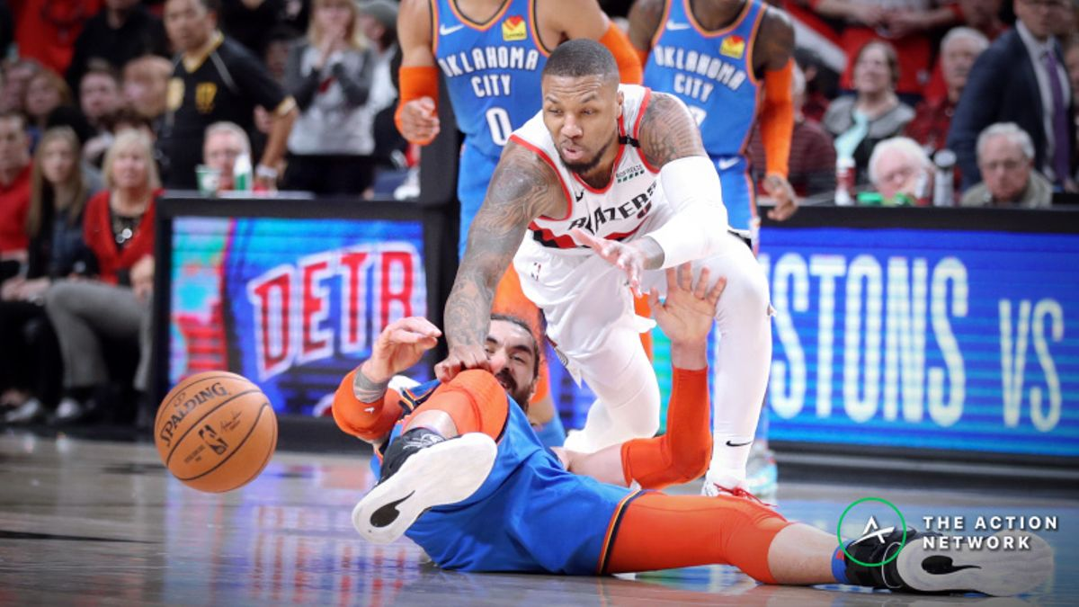 NBA Sharp Report: All 3 Tuesday Matchups Attracting Professional Action article feature image