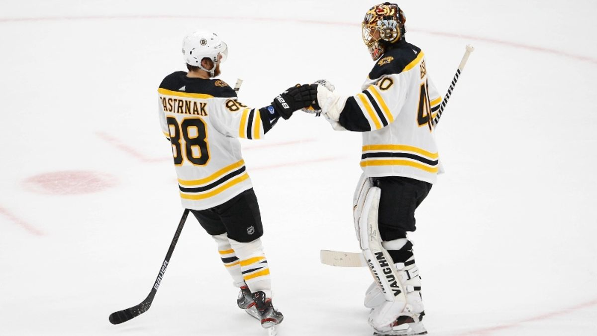 Blues-Bruins Game 7 Odds: Myth Busting Common NHL Playoff Betting Theories article feature image