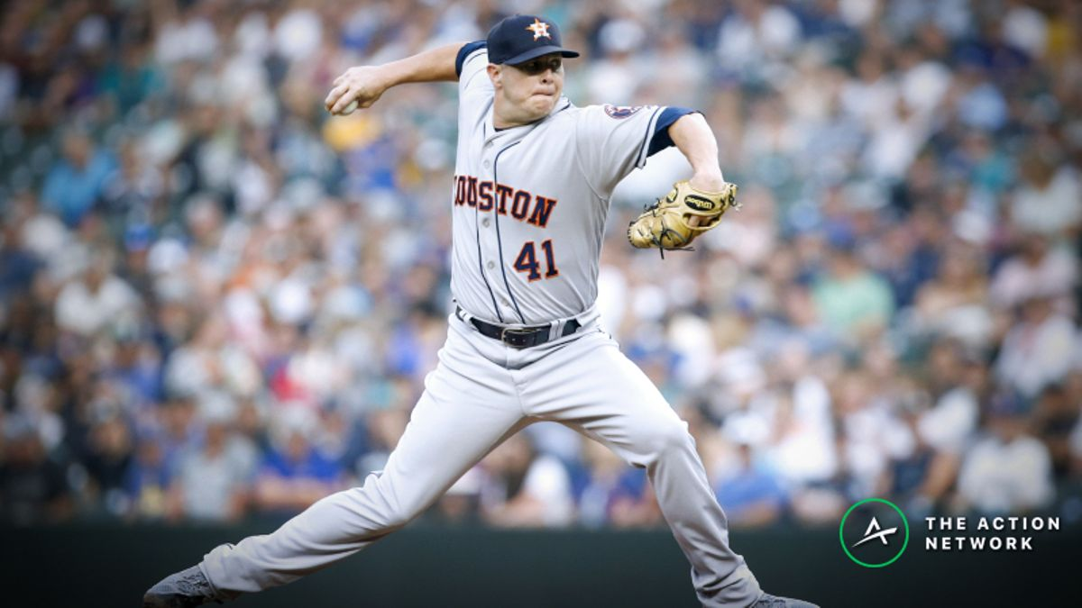 MLB Player Props: Can Peacock Spread His Wings in Arlington? article feature image