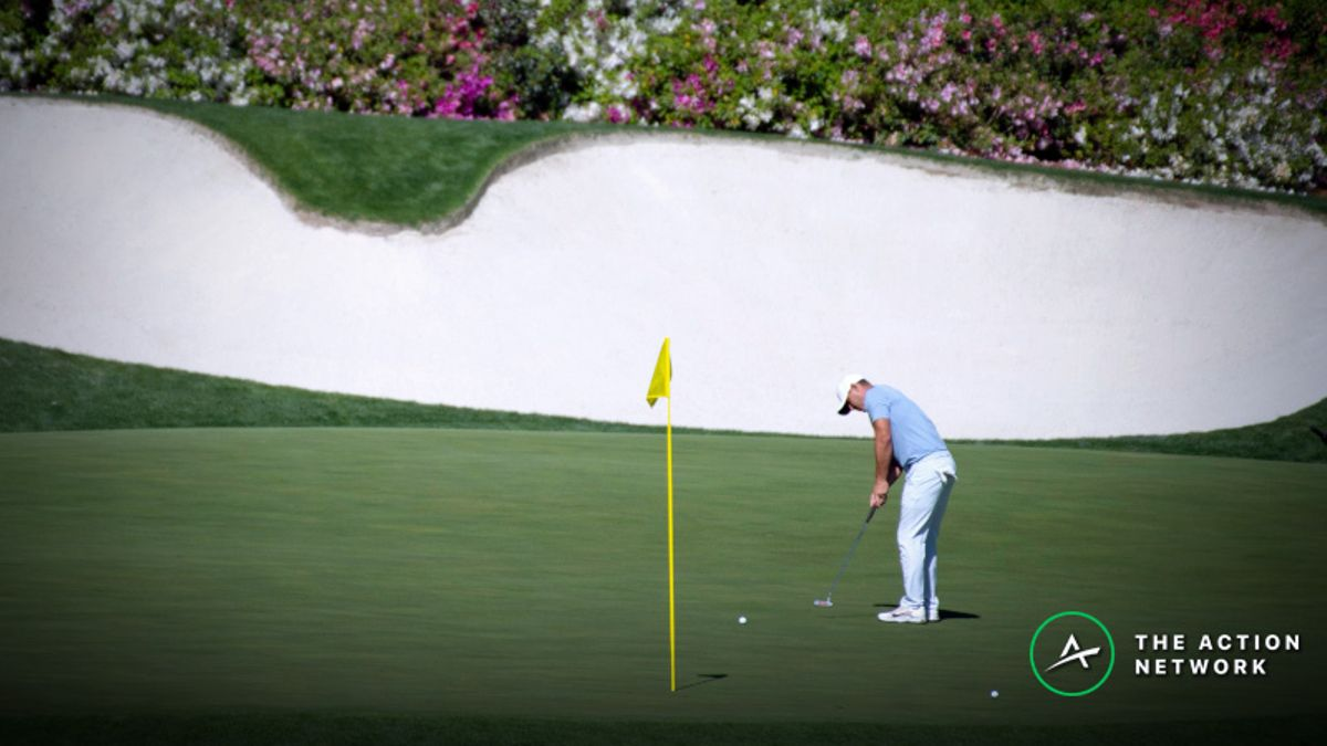 2019 Masters Second Round Tee Times, Updated Odds: Koepka, Spieth to Tee Off at 11:04 a.m. article feature image