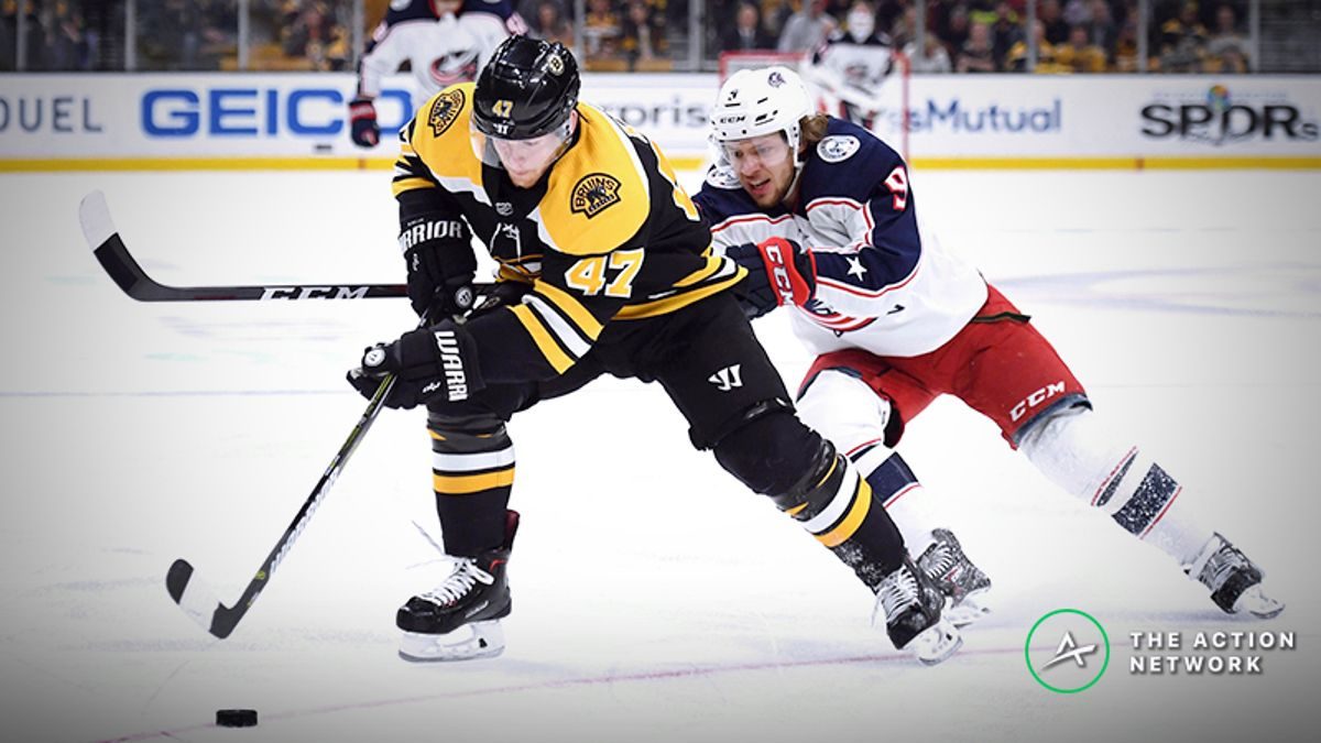 Blue Jackets vs. Bruins Game 3 Betting Odds, Preview: Will Columbus Stay Perfect at Home? article feature image