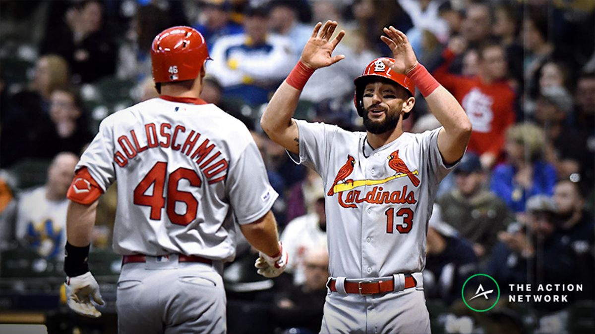 MLB Sharp Report: Pros Betting Cardinals-Reds, 2 Other Saturday Games article feature image