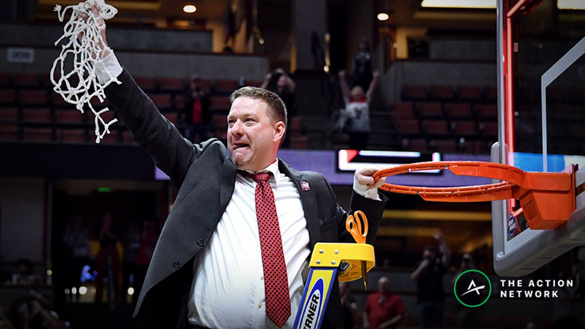 An $11K Salary and Daily Bojangles Trips: How Chris Beard's Wild ABA Season Prepped Him for Final Four article feature image
