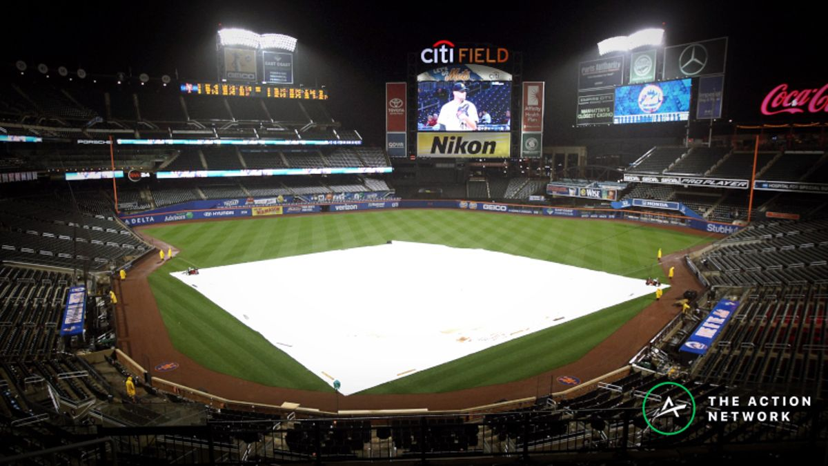 MLB Friday Weather: Rain Envelops 4 Games in the Northeast article feature image