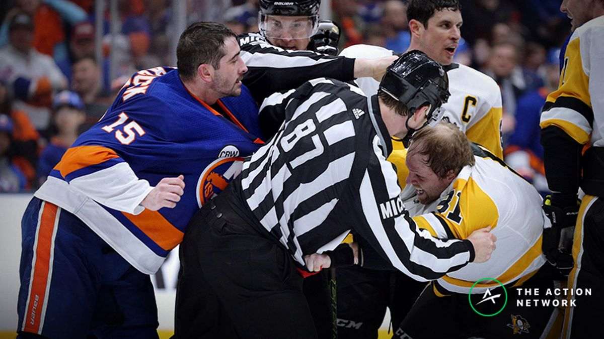 NHL Playoffs Game 3 Betting Odds, Preview: The Line That Makes No Sense article feature image