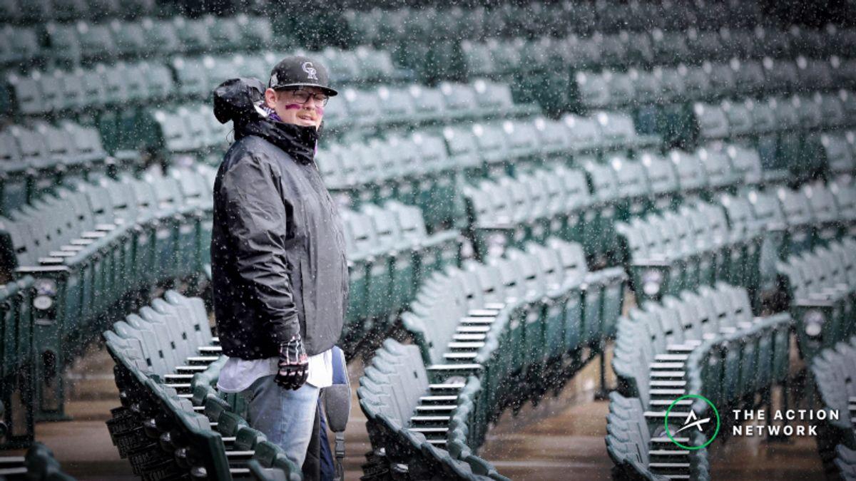 MLB Bizarro Weather Forecast: Cleveland, Colorado Reversing Roles Thursday article feature image