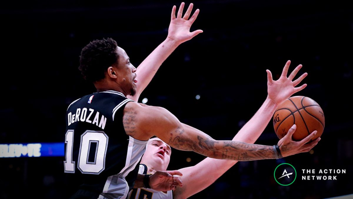 The Angles: The Value on the Spurs' Point Total in Game 3 article feature image