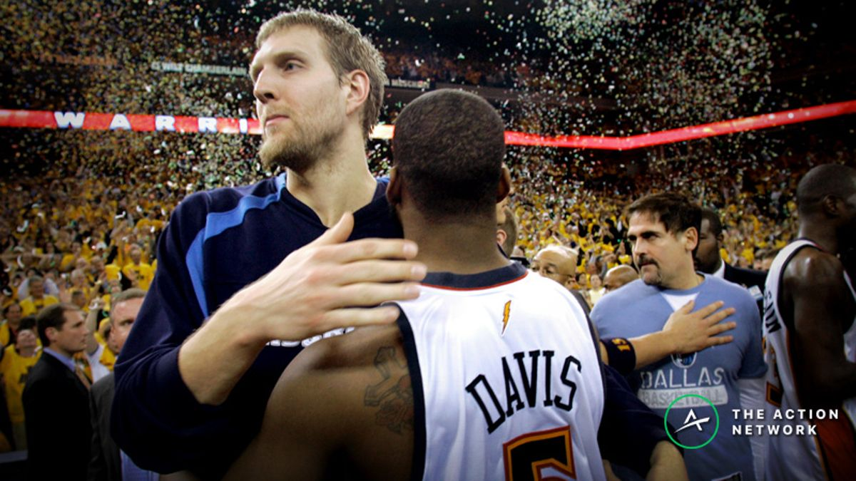 The Biggest NBA Playoff Betting Upsets of the Past 30 Seasons article feature image