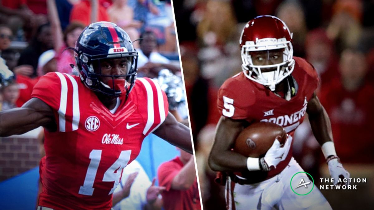 2019 NFL Draft: Which Wide Receiver Will Be Selected First? article feature image