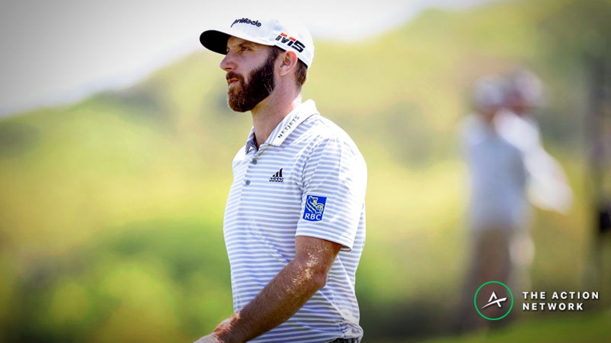 Dustin Johnson 2019 Masters Betting Odds, Preview: Can DJ Win His First Green Jacket? article feature image