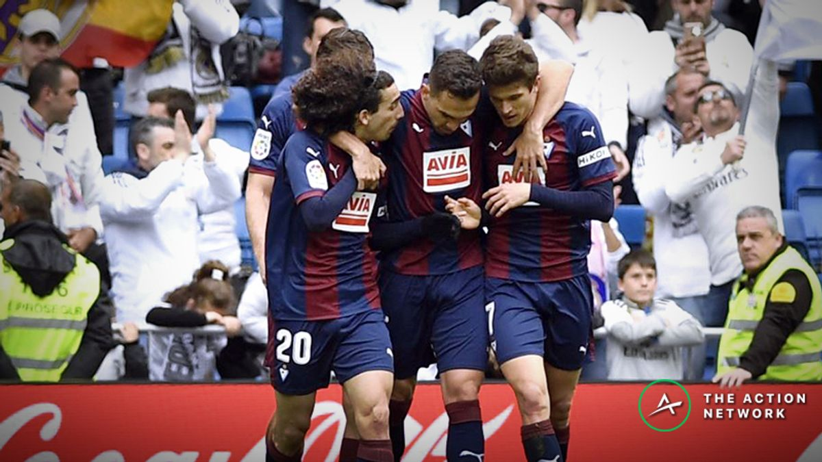 European Soccer Previews, April 12-15: Best Bets for La Liga, Bundesliga and Serie A article feature image