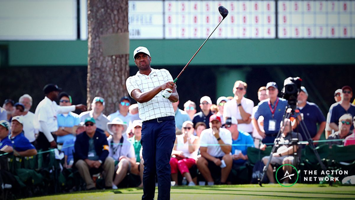 Perry's 2019 PGA Championship Early Betting Thoughts: The Masters Contender I'm Backing article feature image