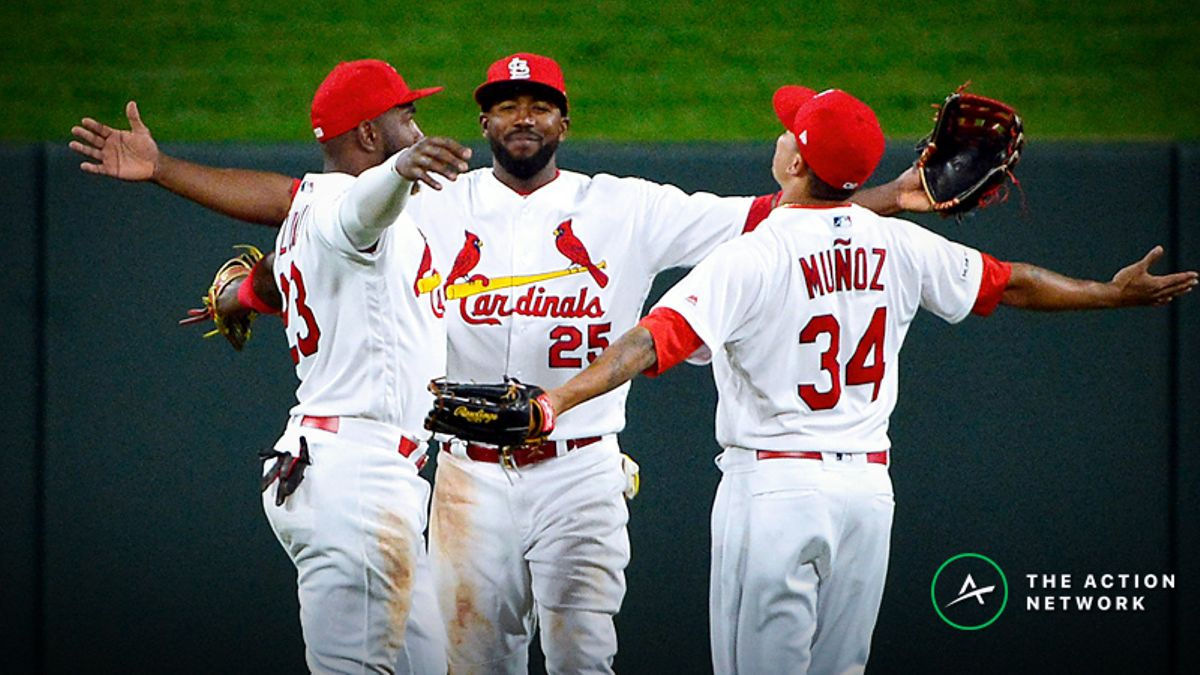 MLB Sharp Report: Pros Betting Cardinals vs. Royals, 2 Other Wednesday Games article feature image
