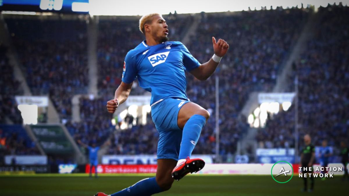 Germany Bundesliga Week 28 Betting Preview: Another Over for High-Flying Hoffenheim? article feature image