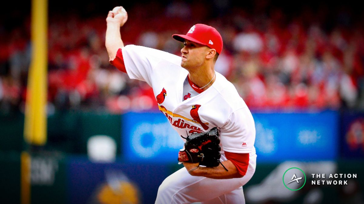 Freedman's Favorite Strikeout Props (Apr. 10): Fade Jack Flaherty vs. Dodgers? article feature image