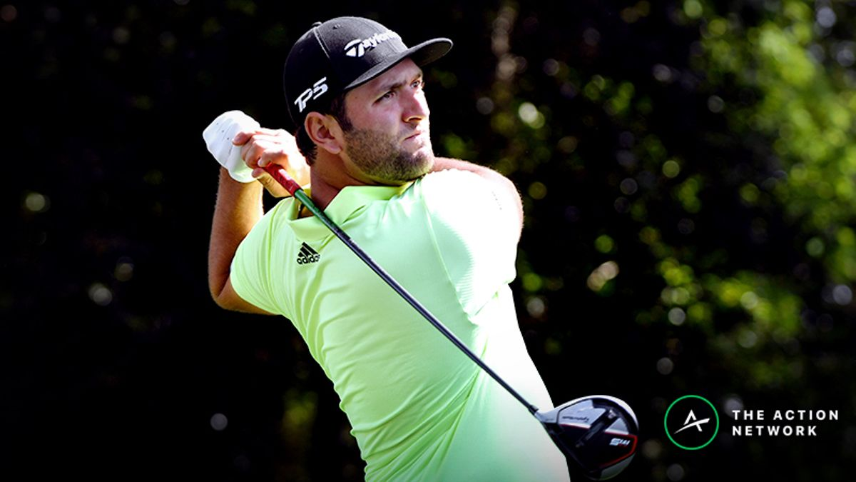 Sobel: My Favorite Masters Betting Values After Round 1 article feature image