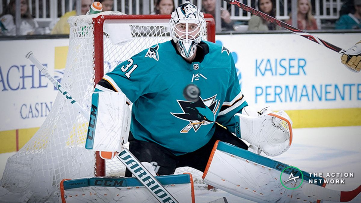 Freedman: Blues-Sharks Game 5 NHL Player Props I'm Betting article feature image