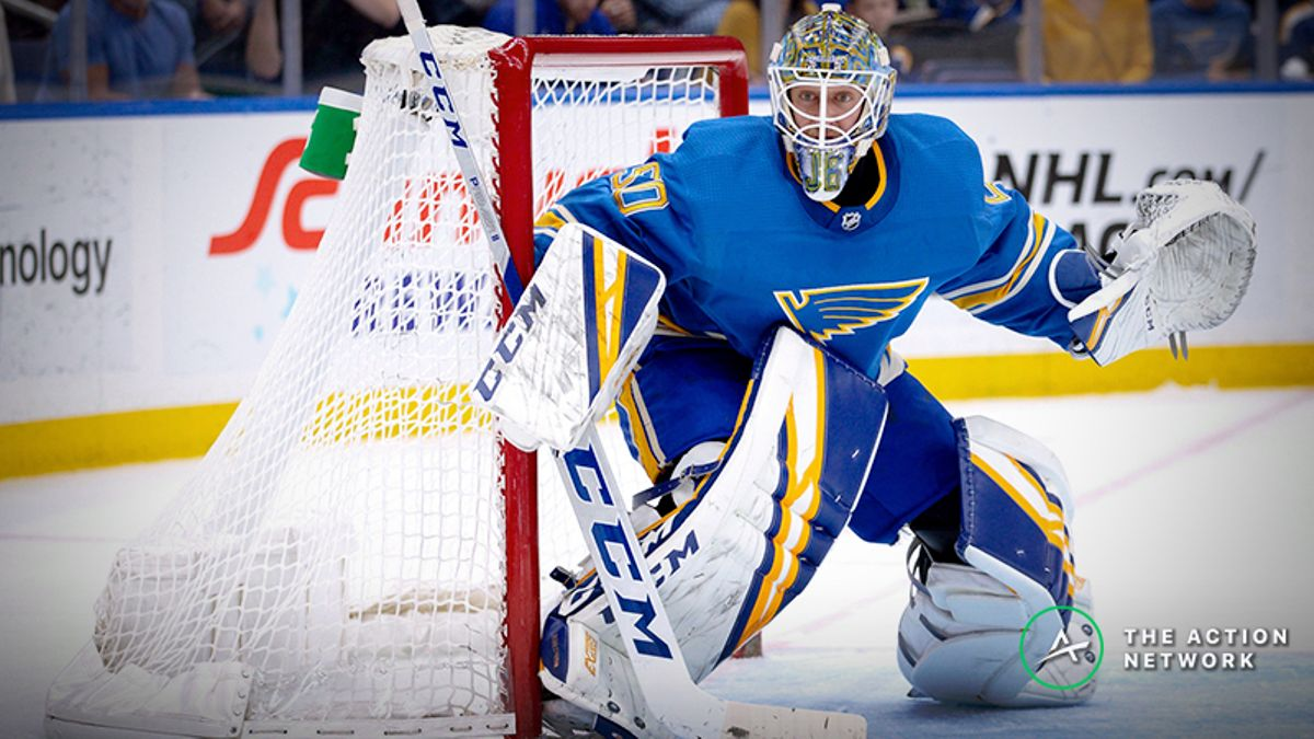 Power Ranking Jordan Binnington and the Remaining Stanley Cup Playoff Goalies article feature image