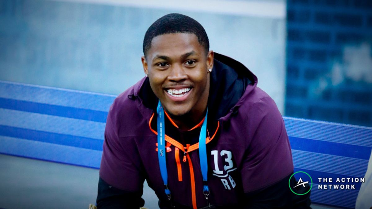 Freedman: Three Josh Jacobs Props I'm Betting for the 2019 NFL Draft article feature image