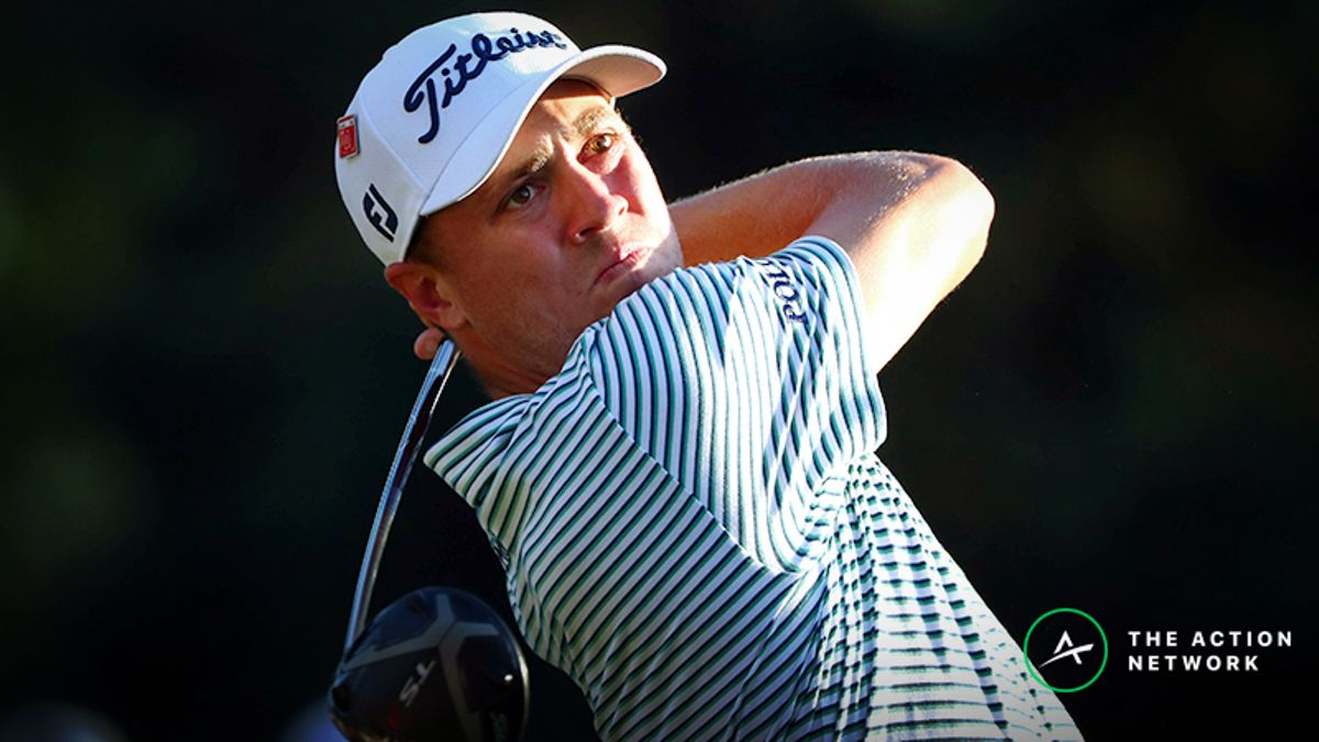 2019 Masters Second Round Betting Picks: Bank on a Justin Thomas Bounceback? article feature image