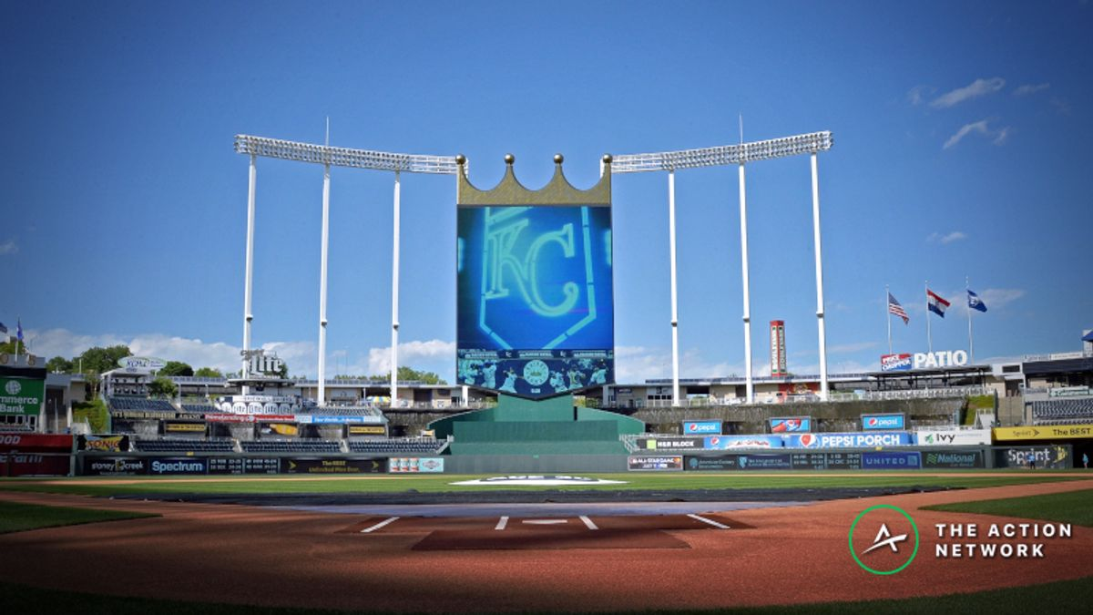 MLB Thursday Weather: Winds Will Be Howling in Missouri article feature image