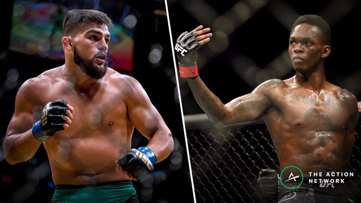 UFC 236 Betting Preview: Can Kelvin Gastelum Steal Israel Adesanya's Spotlight? article feature image