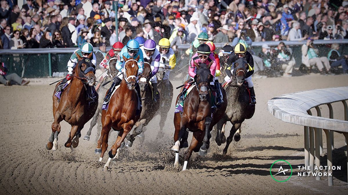 Updated Kentucky Derby 2019 Odds: Game Winner Favored After Omaha Beach Scratched article feature image