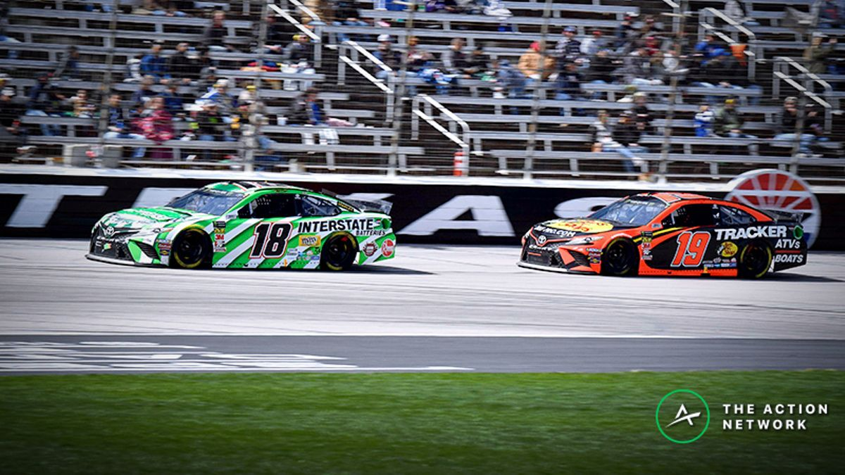 NASCAR Betting Tips: 5 Stats to Know for Handicapping Driver Value article feature image