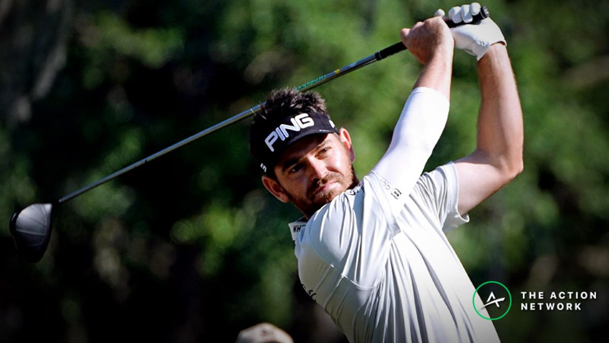 Louis Oosthuizen 2019 Masters Betting, Odds Preview: Can His Putter Stay Hot? article feature image