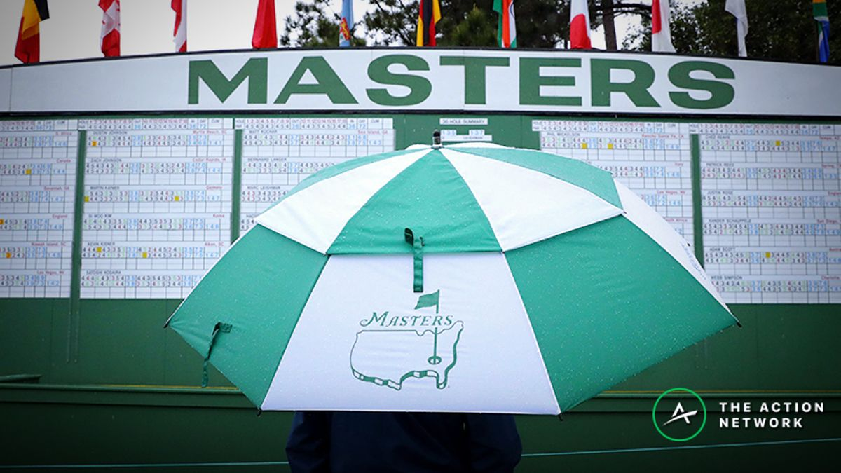 'Hey, No Running!' One Man's Story of Sneaking into the Masters article feature image
