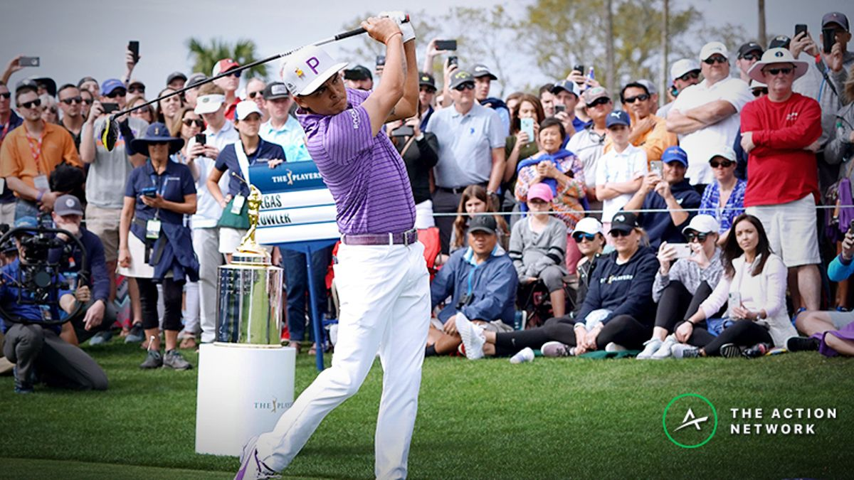 Rickie Fowler 2019 Masters Betting Odds, Preview: The Best Putter on Tour? article feature image
