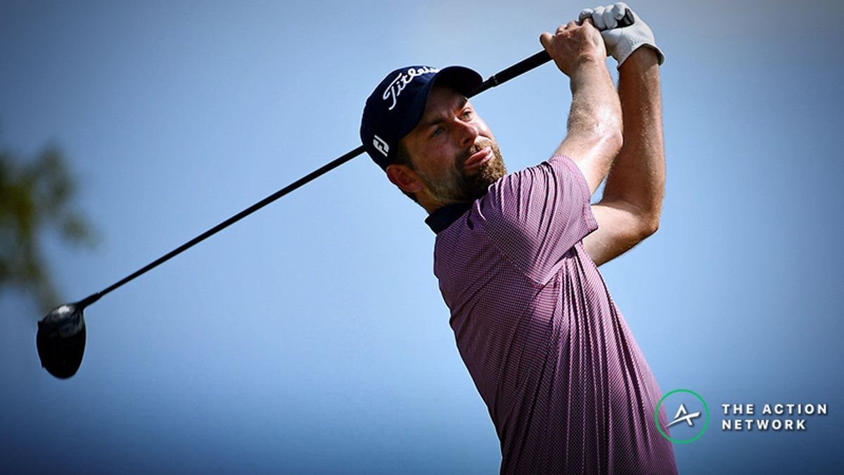 Sobel's RBC Heritage Tournament Matchup Bets: Can Simpson Outlast Fleetwood? article feature image