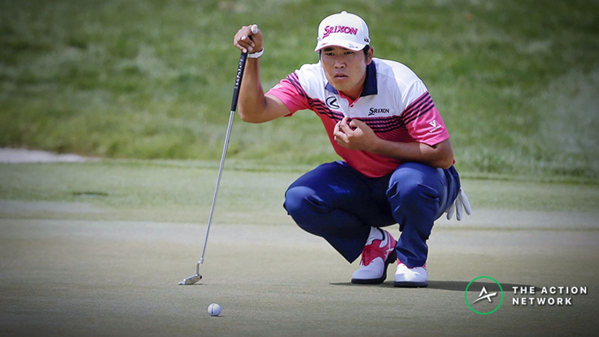 Perry's PGA Championship Props: Bet on Hideki Matsuyama article feature image