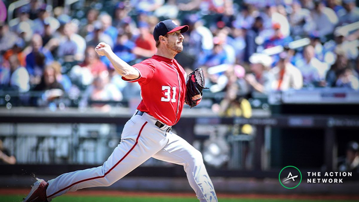 MLB Daily Betting Model, 4/14: Can Jameson Taillon Match Max Scherzer? article feature image