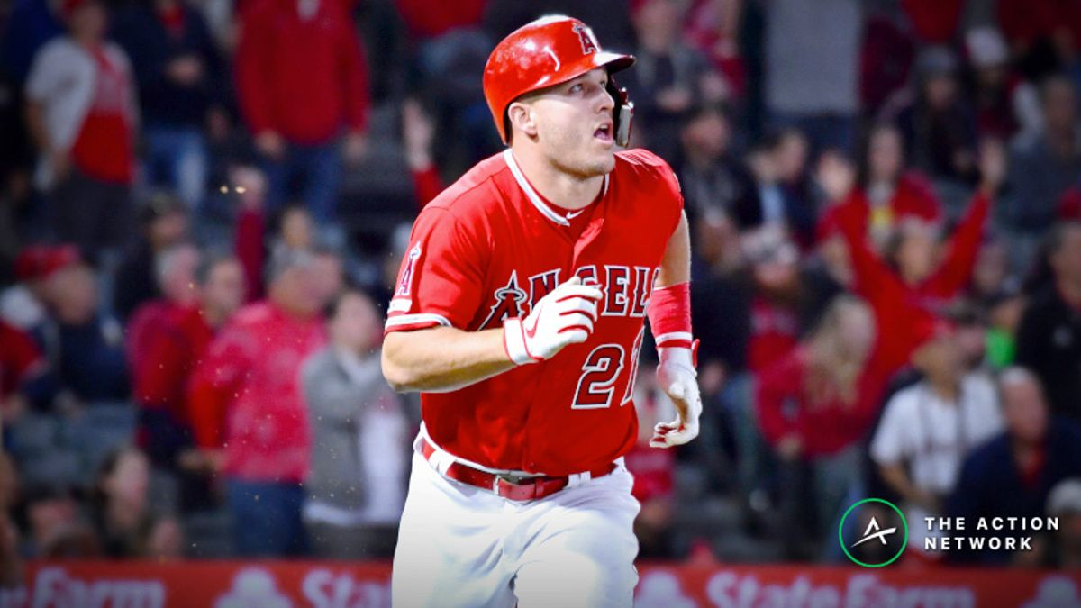 MLB Sharp Report: Rangers-Angels Among 3 Saturday Afternoon Pro Bets article feature image
