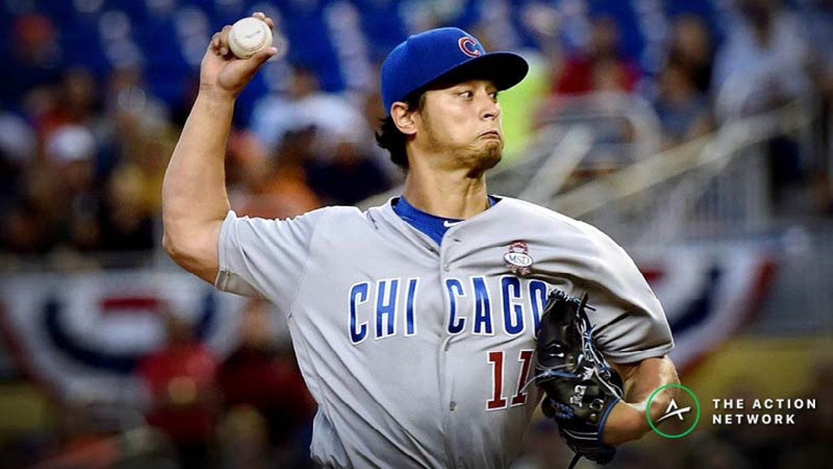 Freedman's Favorite Strikeout Props (Apr. 20): Should You Bet on Yu Darvish? article feature image